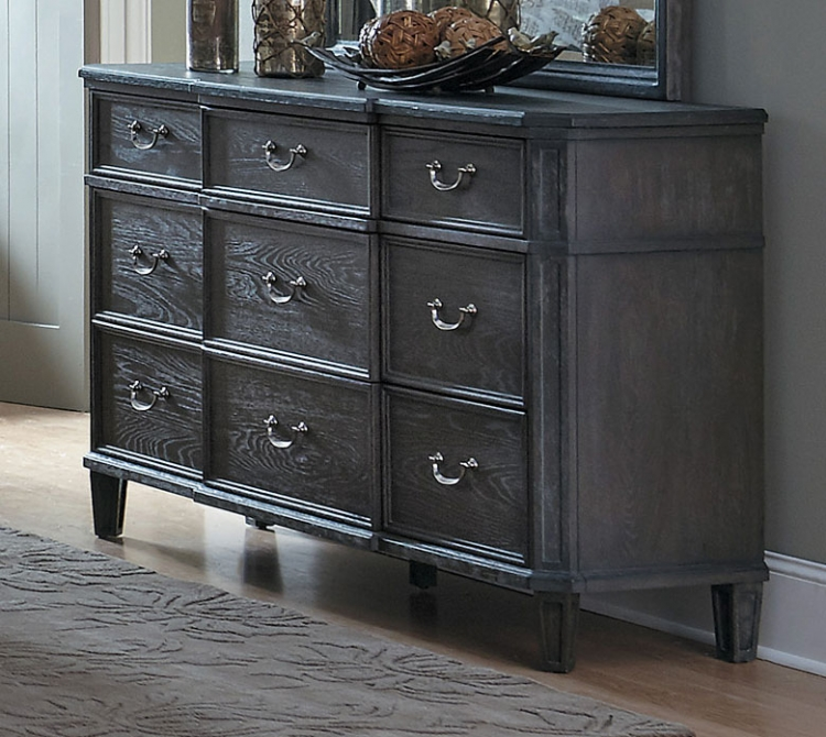 Lindley Dresser - Dusty Gray