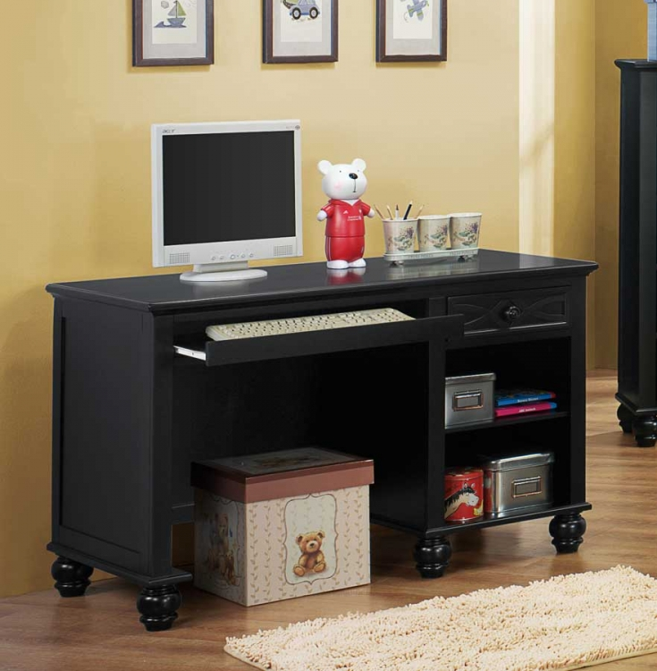 Sanibel Writing Desk   Black. Homelegance Sanibel Collection   Sanibel Youth Bedroom Sets