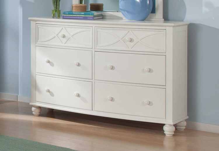 Sanibel Dresser   White. Homelegance Sanibel Collection   Sanibel Youth Bedroom Sets