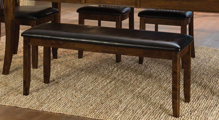 Alita Bench - Warm Cherry