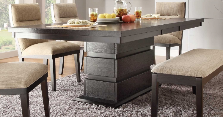 Tanager Dining Table - Dark Espresso