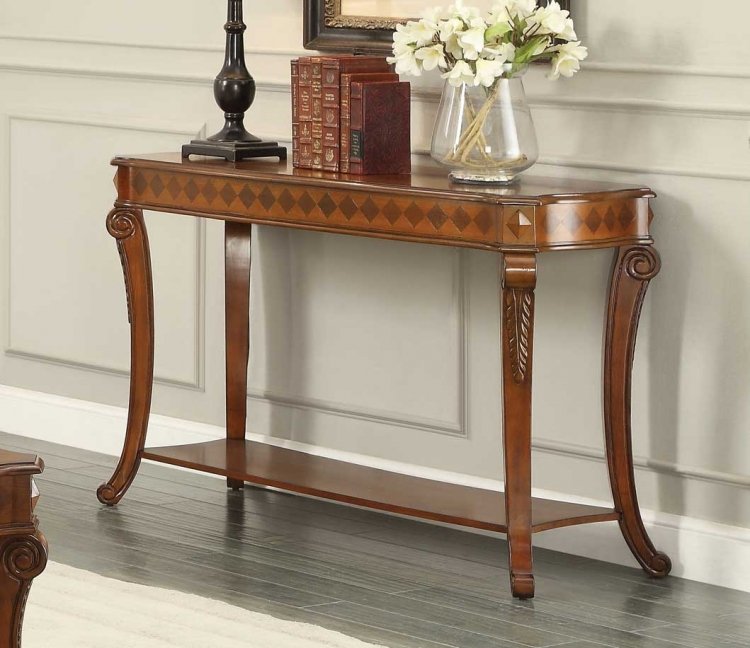 Rutherford Sofa Table - Classic Cherry
