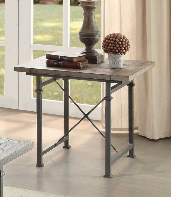 Bossier End Table
