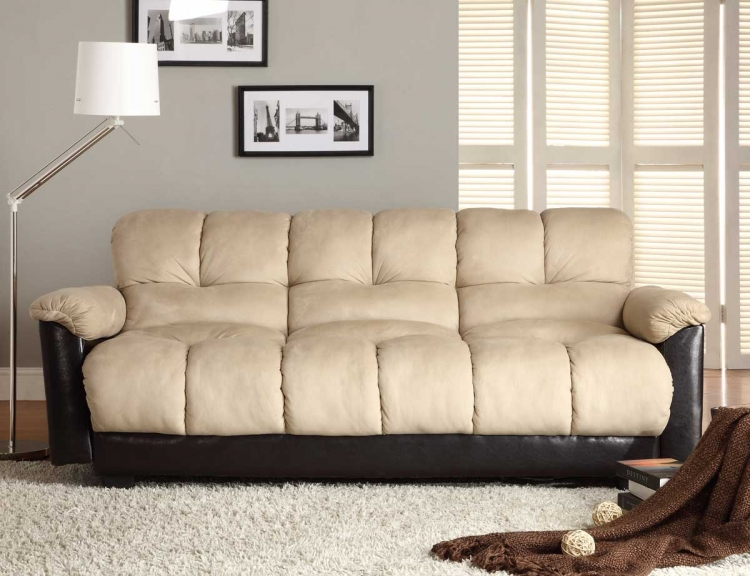 Piper Elegant Lounger Sofa Bed