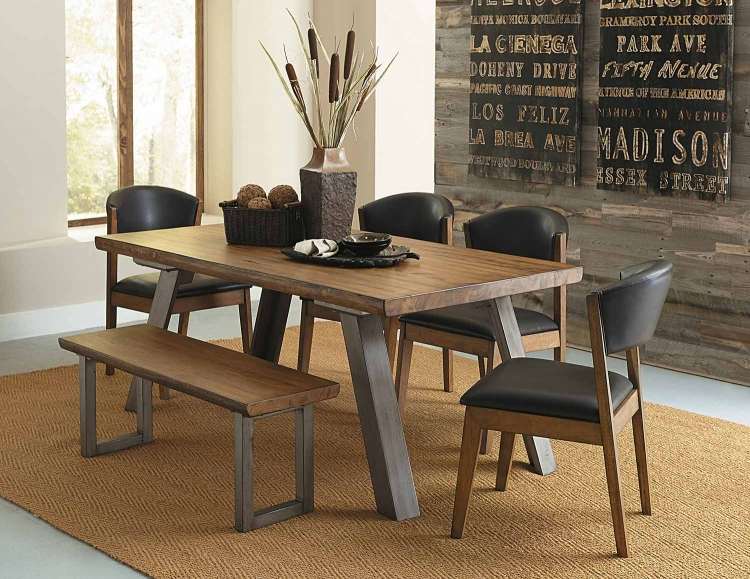 Hobson Rectangular Dining Set