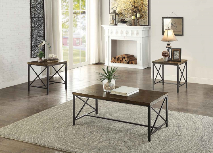 Sage 3-Piece Occasional Tables