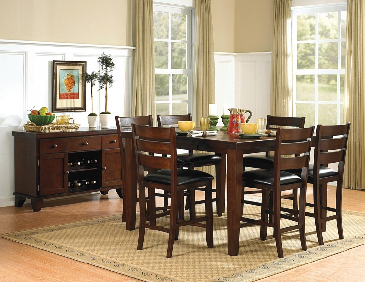 Ameillia Counter Height Dining Set