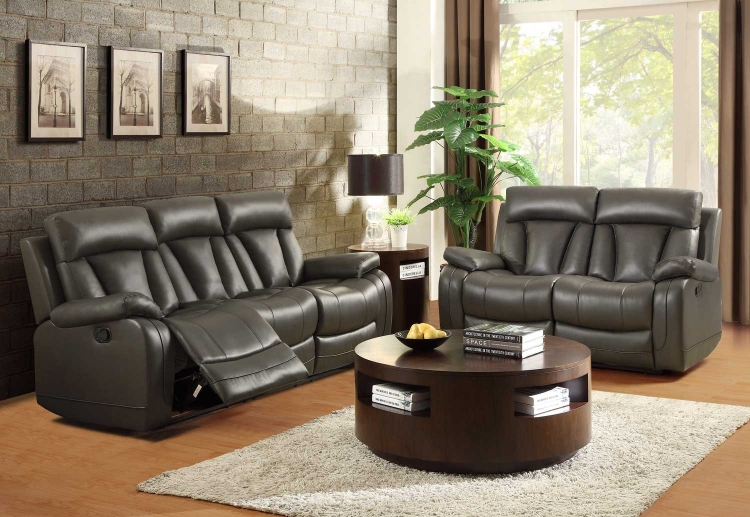 Ackerman Reclining Sofa Set