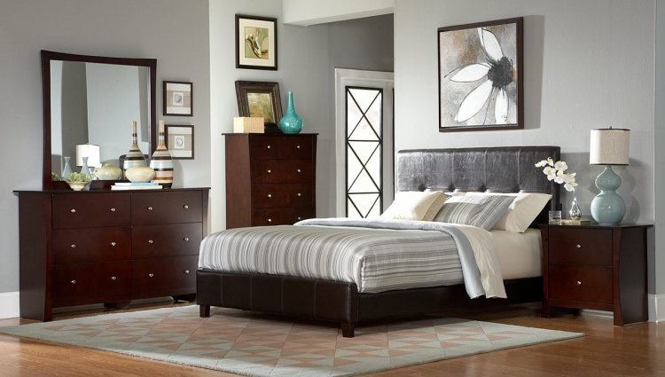 Avelar Bedroom Set