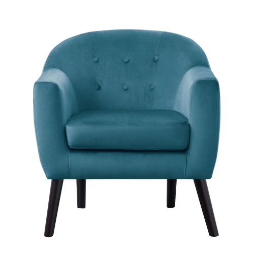 Quill Accent Chair - Blue