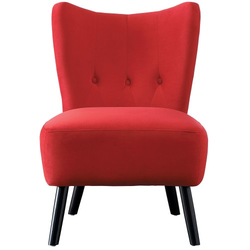 Imani Accent Chair - Red