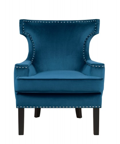 Lapis Accent Chair - Blue