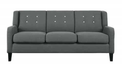 Roweena Sofa - Dark Gray