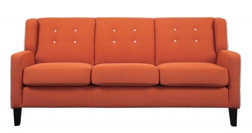 Roweena Sofa - Orange
