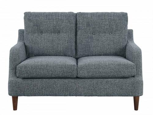 Cagle Love Seat - Gray
