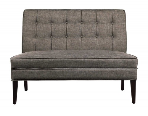 Maypop Settee - Brown
