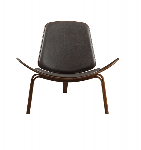 Prado Accent Chair - Dark Brown