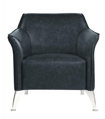 Basseri Accent Chair - Dark Gray