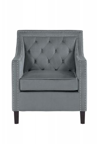 Grazioso Accent Chair - Gray