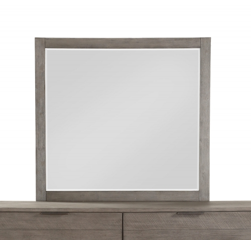 Urbanite Mirror - Brown-Gray