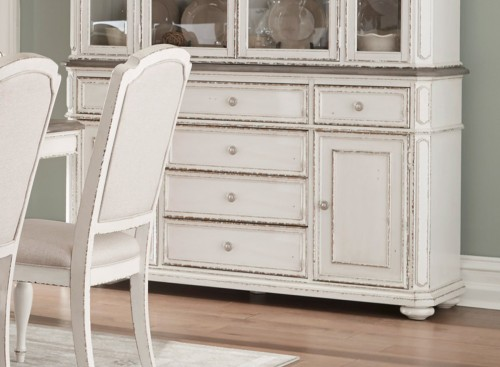 Willowick Buffet / Server - Antique White