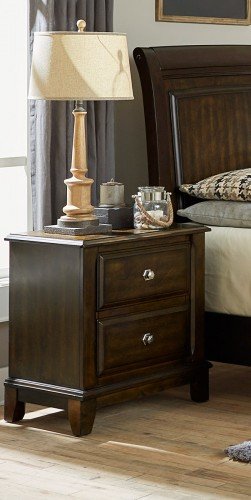 Fostoria Night Stand - Cherry
