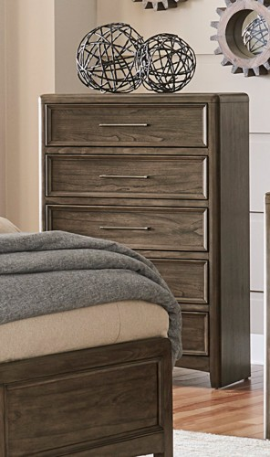 Seldovia Chest - Brown Gray