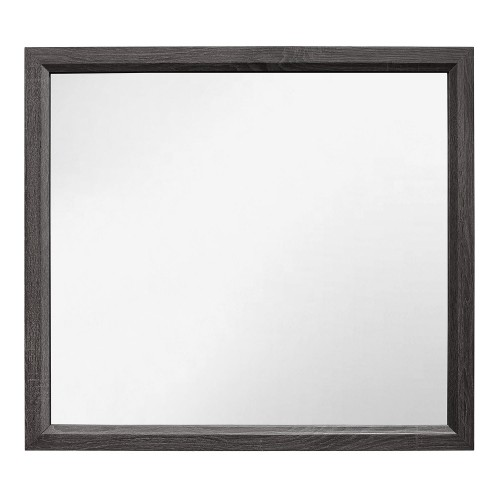 Davi Mirror - Gray