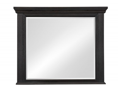 Bolingbrook Mirror - Charcoal