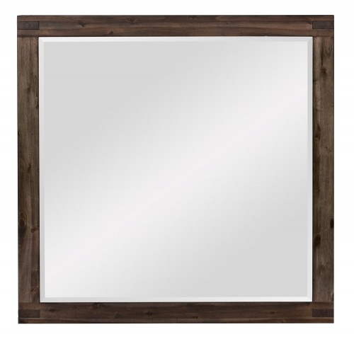 Parnell Mirror - Rustic Cherry