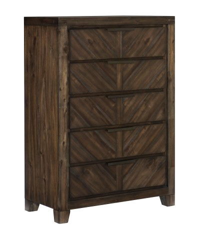 Parnell Chest - Rustic Cherry