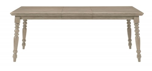 Grayling Dining Table - Driftwood Gray