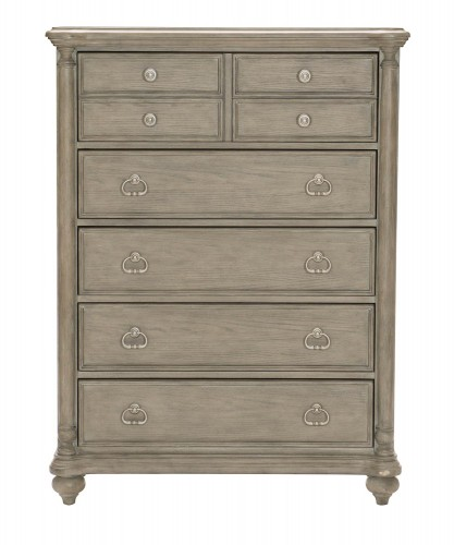 Grayling Downs Chest - Driftwood Gray