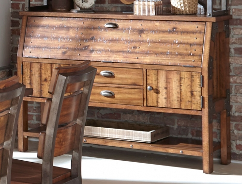 Holverson Buffet/Server - Rustic Brown