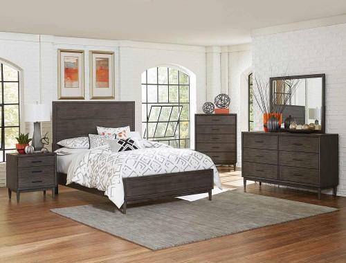 Norhill Bedroom Set - Gray