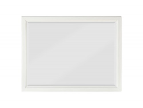 Cotterill Mirror - White Finish over Birch Veneer