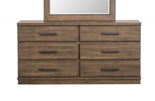 Bracco Dresser - Brown