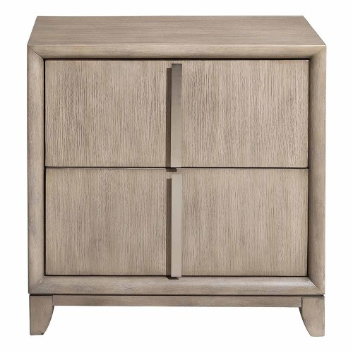 McKewen Night Stand - Light Gray
