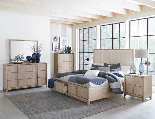 McKewen Bedroom Set - Light Gray