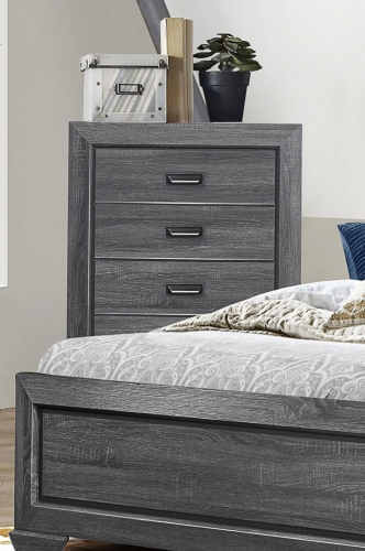 Beechnut Chest - Gray