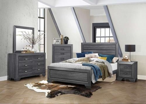 Beechnut Bedroom Set - Gray