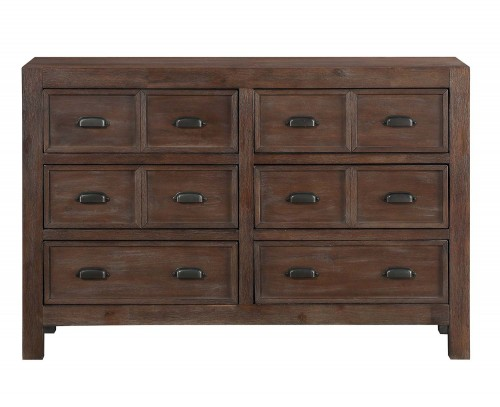 Wrangell Dresser - Medium Cherry