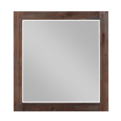 Wrangell Mirror - Medium Cherry