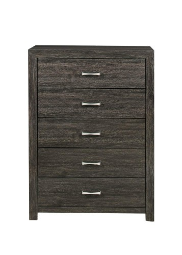 Edina Chest - Brown-Gray