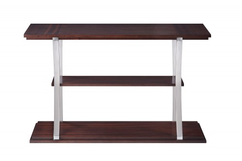Bevan Sofa Table - Dark Cherry