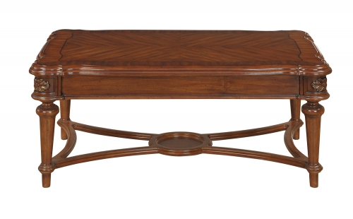 Barbary Cocktail/Coffee Table - Cherry