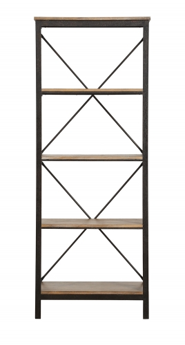 Penpoint Bookcase - Rustic