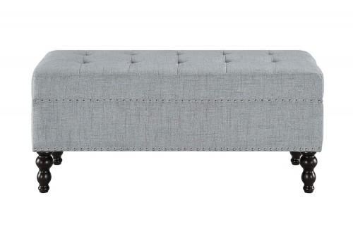 Hamden Bench - Light Gray