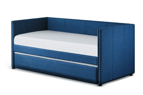 Therese Daybed with Trundle - Blue