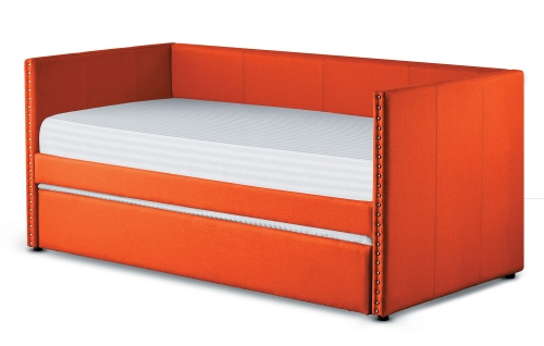 Therese Daybed with Trundle - Orange